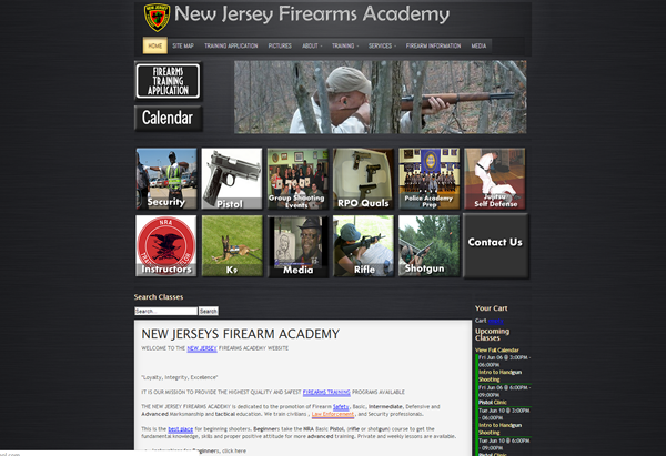 NJ Firearms