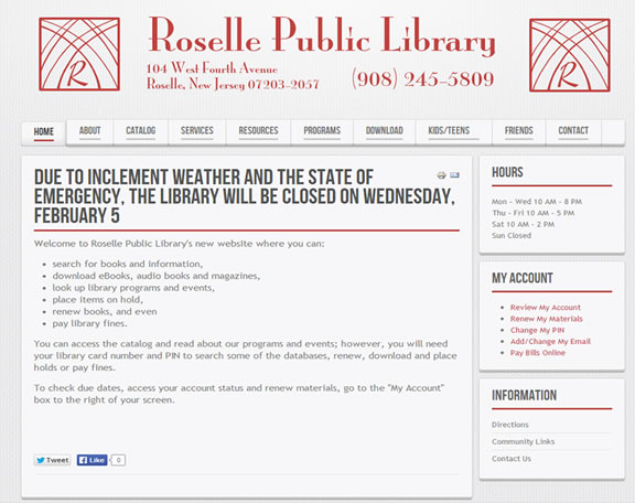 Roselle Public Library