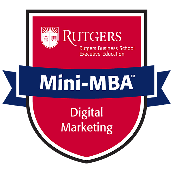 mini mba digital marketing