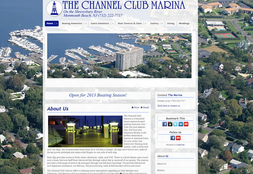 Channel Club Marina